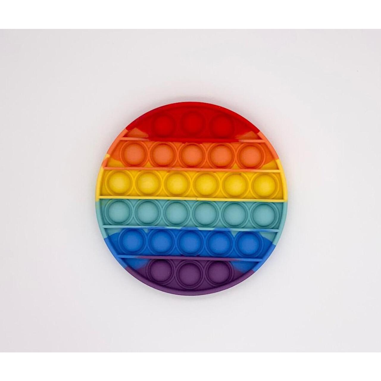 pop it fidget toy circle Image