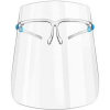 Face Shield with glasses Image