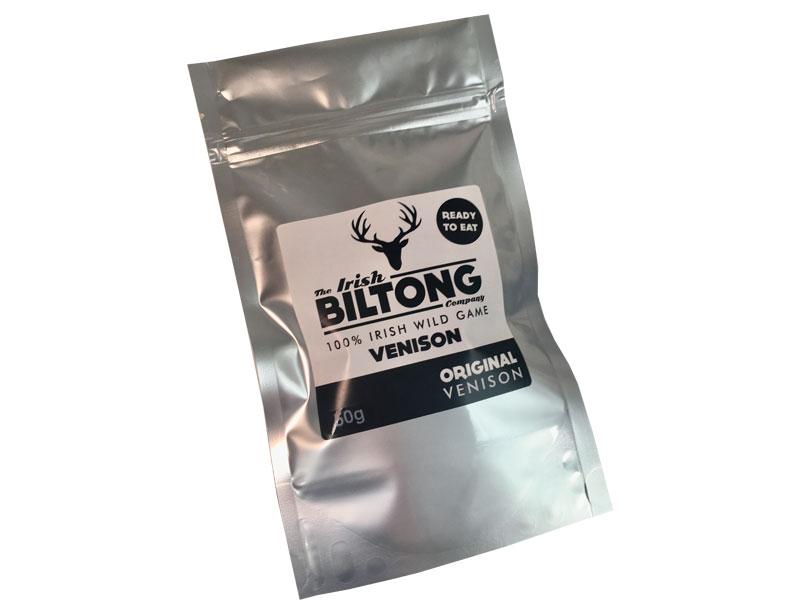 Venison Biltong Image