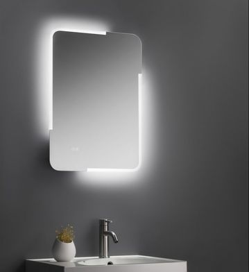 Matrix Bluetooth LED Mirror  Image
