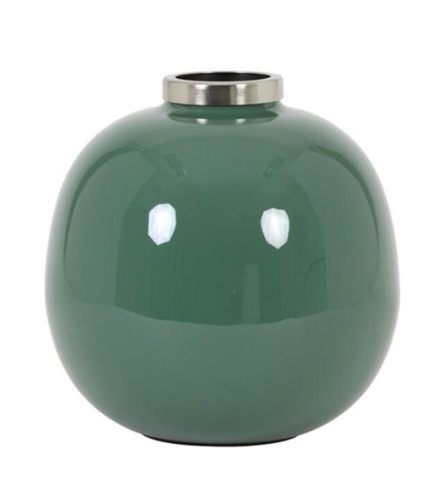 Green vase Image