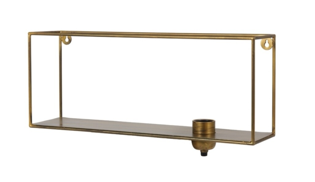 WALL LAMP 50X12X20 CM gold Image