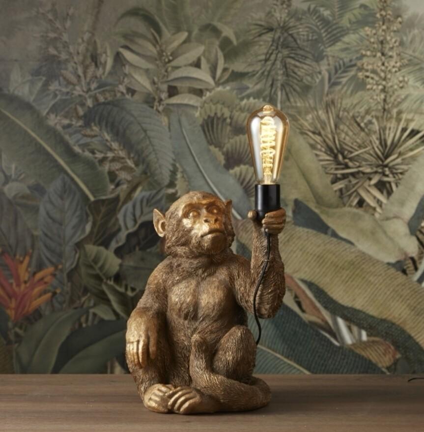 Monkey lamp Image