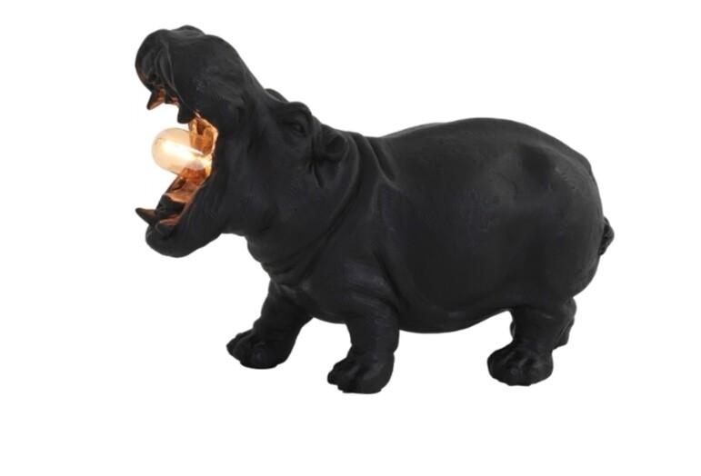 Hippo black Image