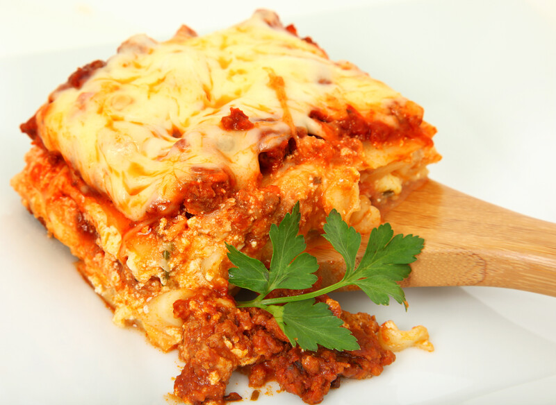 Homemade Beef Lasagna, per person  (€25 min. order Naas/Newbridge etc, €100 for rest North-East Kildare) Image