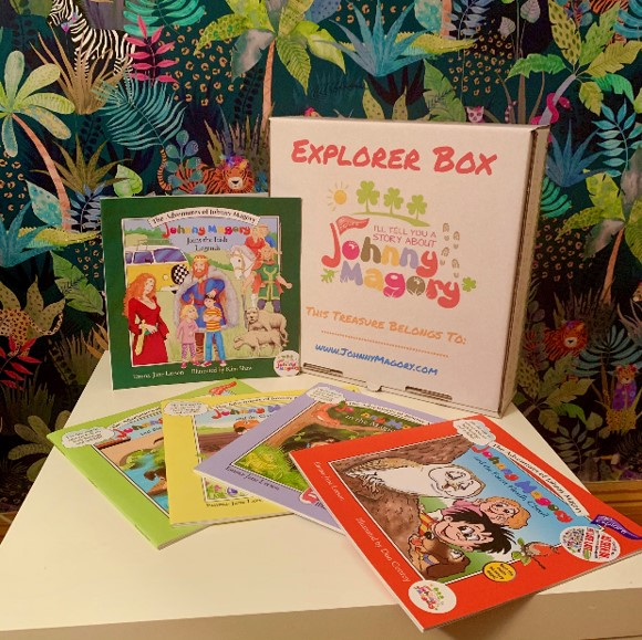 Explorer Box With Full series Image