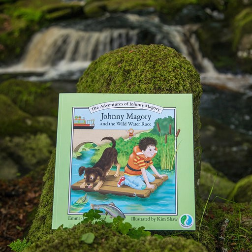 Johnny Magory and the Wild Water Race. Image