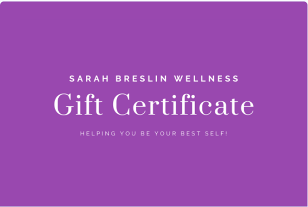 Gift Voucher Colon Hydrotherapy Image