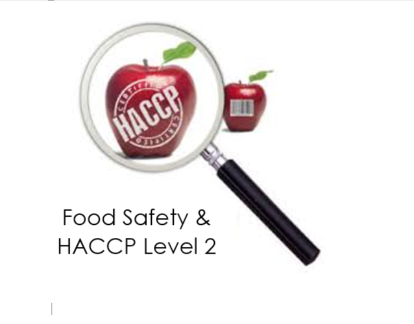 Food Safety & HACCP Training Level 2 Image