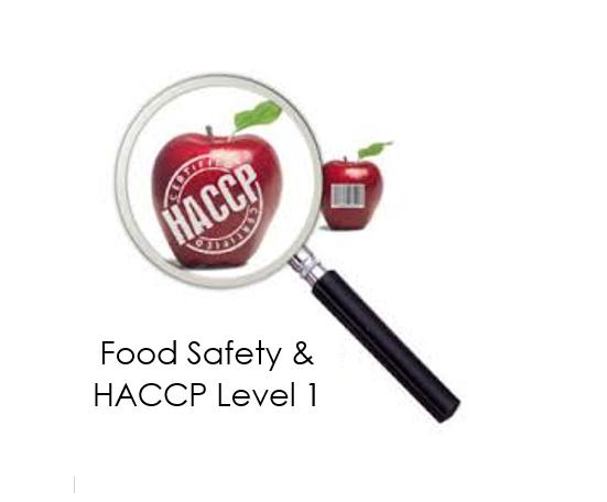 Food Safety Training Level 1 Image