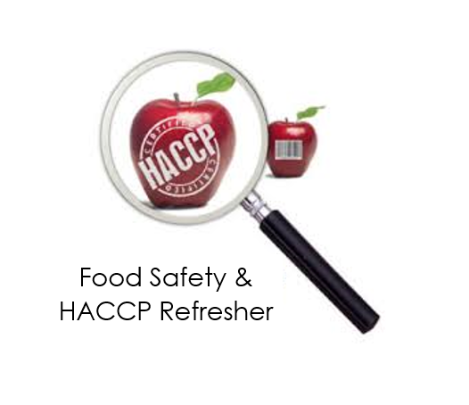 Food Safety & HACCP Refresher Image
