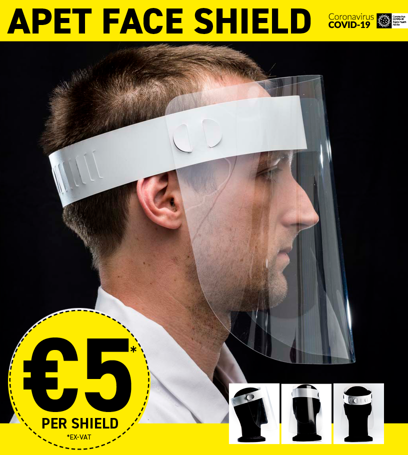 APET Face Shield Image