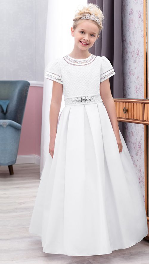 Emmerling Communion 2021 Elsa Communion Dress Image