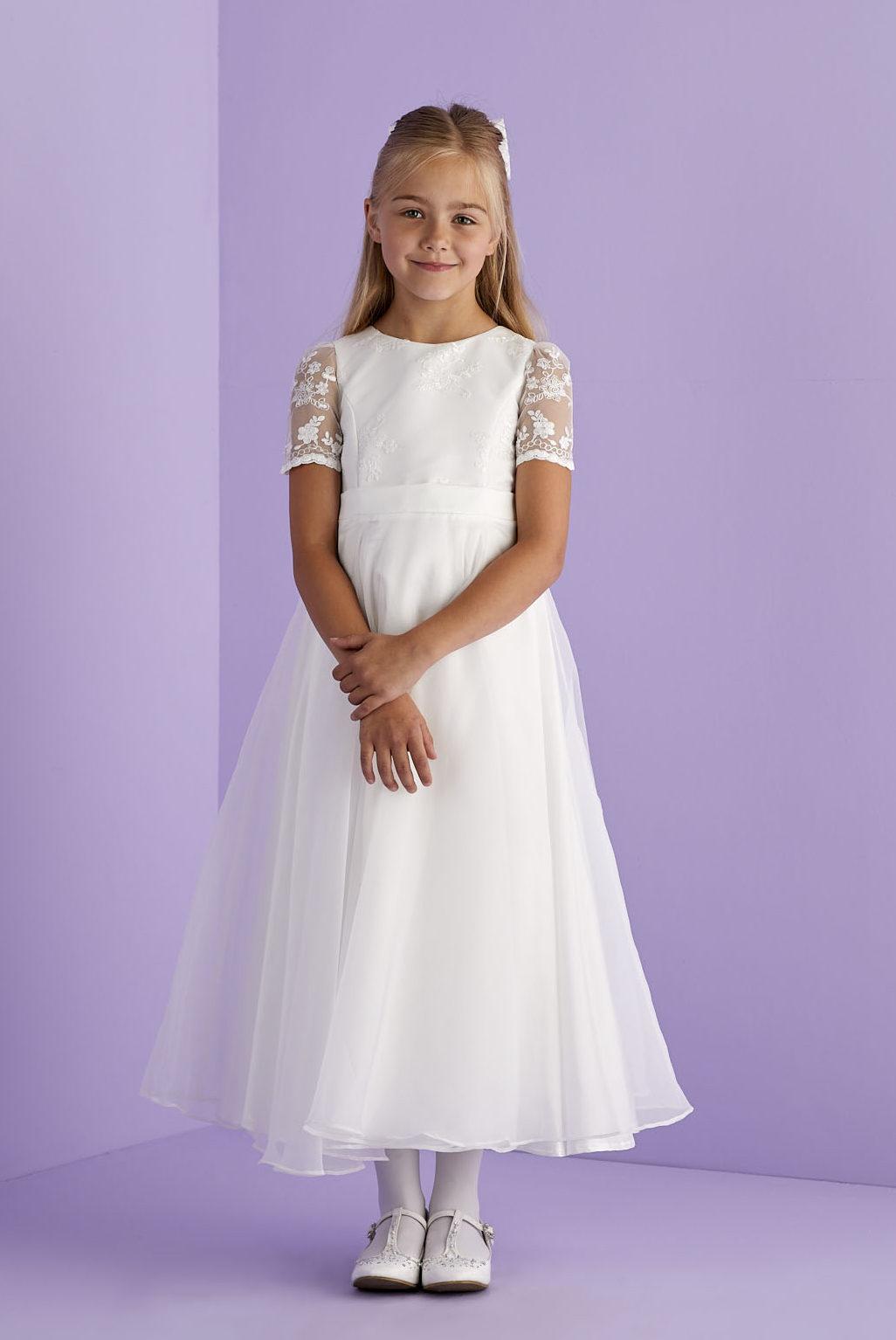 2021 Melisaa Communion Dress by Peridot Image