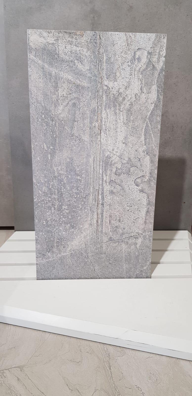 Aspen Silver Grey 60 x 30 Image