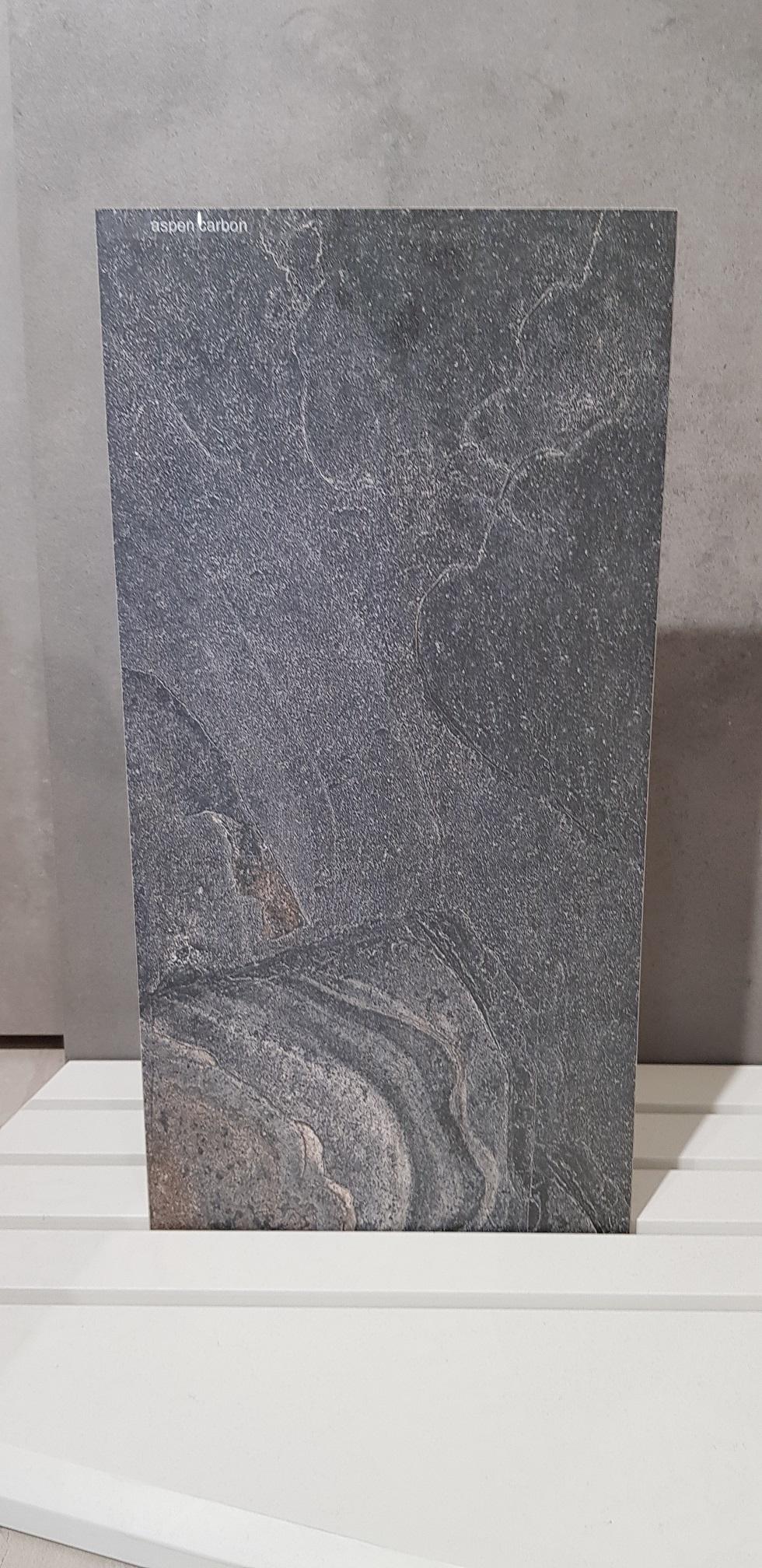 Aspen Carbon Grey 60 x 30 Image