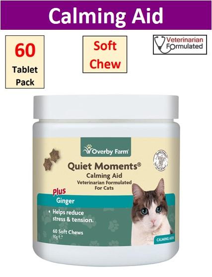 Quiet Moments For Cats Soft Chews 60pcs Image