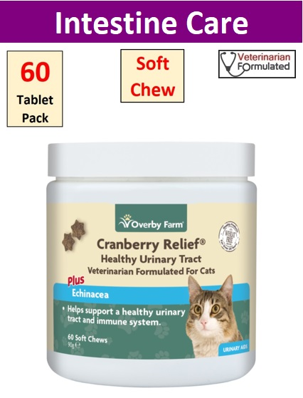 Cranberry Relief for Cats Soft Chew 60pcs Image
