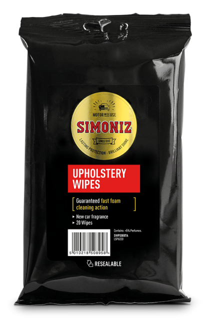 Upholstery Wipes Image