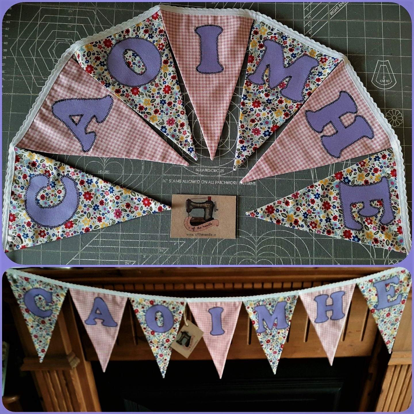 Personalised Bunting CAOIMHE  Image