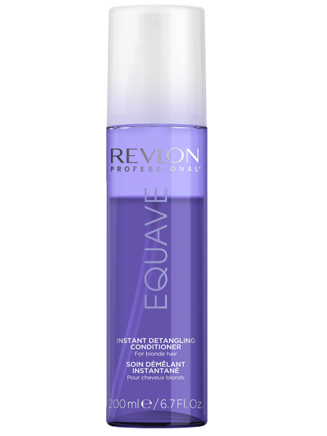 Revlon Equave For Blonde Hair / Anti Yellow Conditioner Spray Image