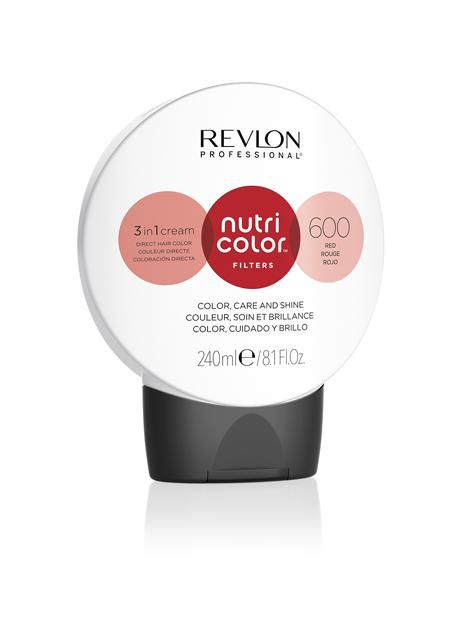 Revlon Nutri Colour 600 ( Red Colour Bomb) Image