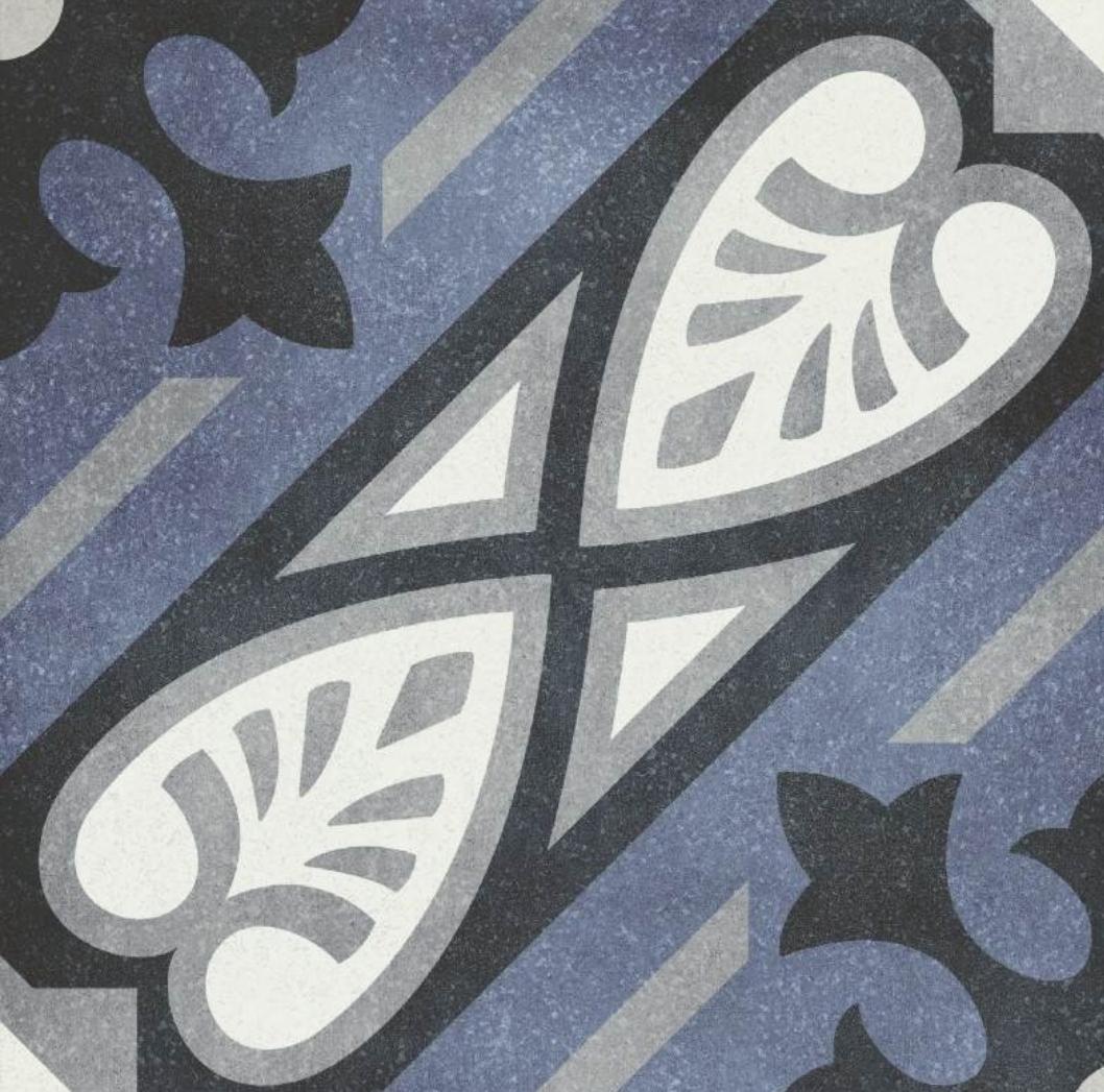 Camile Pattern Tile 15 x 15 Image