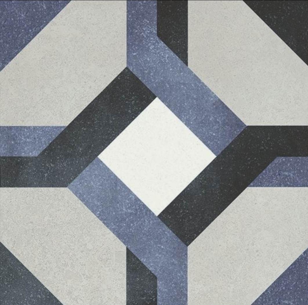 Laure Pattern Tile 15 x 15 Image