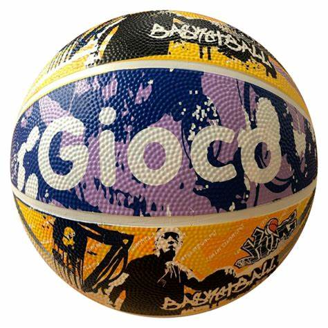 Gioco Street Basketball Size 5 Image
