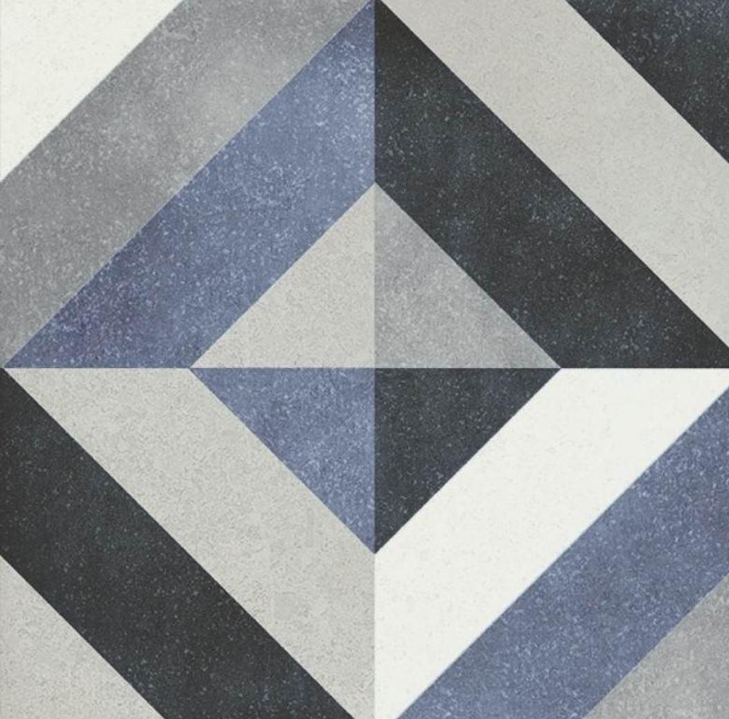 Geraldine Pattern Tile 15 x 15 Image