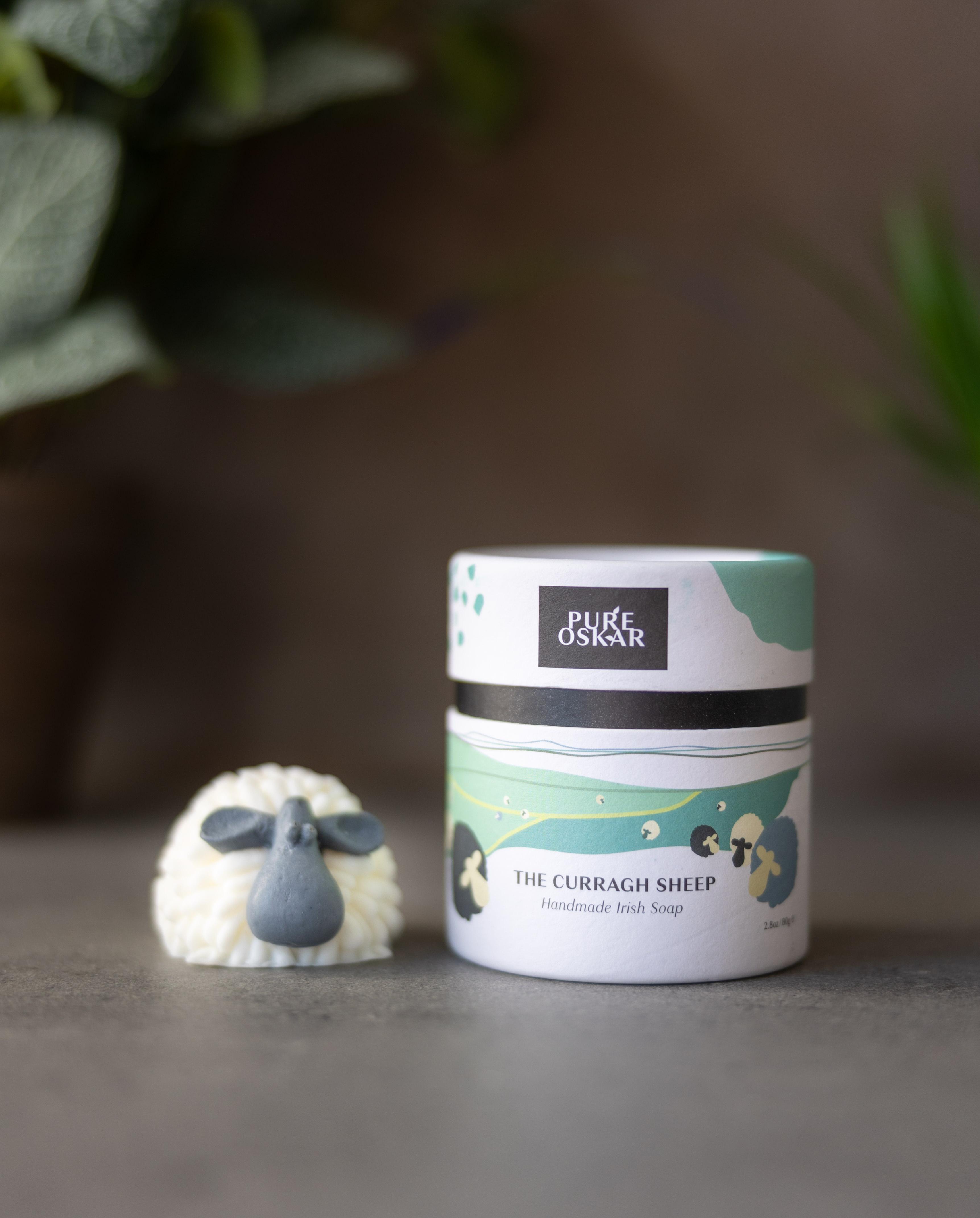 Sheep Soap Image
