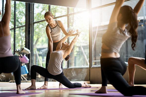 Iyengar Yoga FourClass Pass (Online) Image