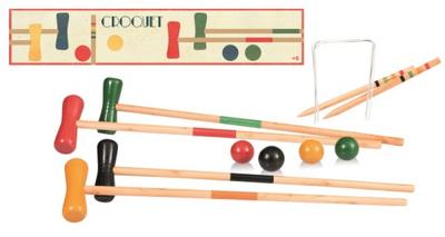 Croquet Set Image