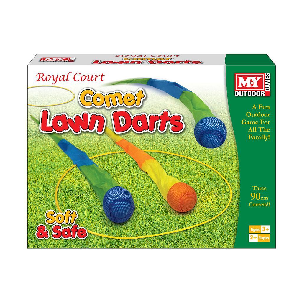 M.Y. Comet Lawn Darts Image