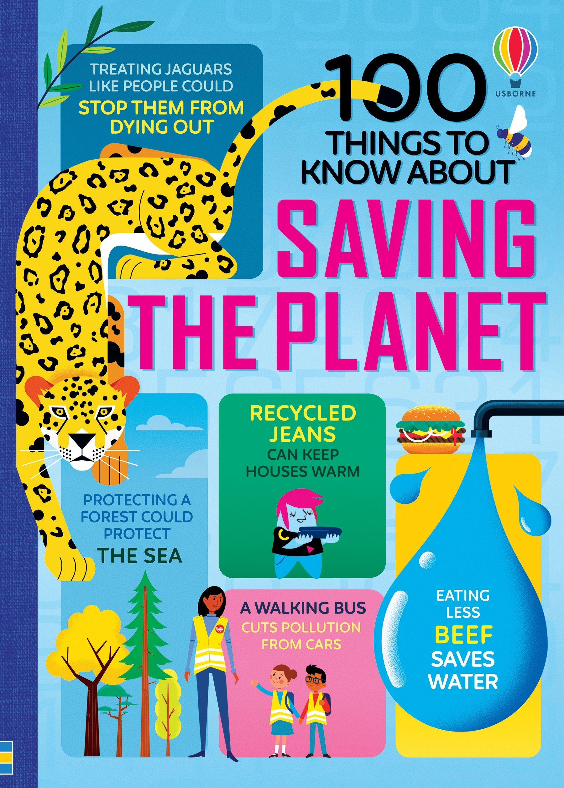 100 Things to Know About Saving the Planet Image