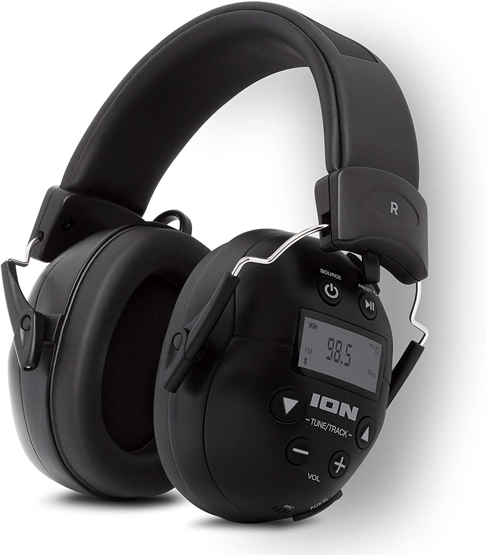 Ion Tough Sounds 2 Bluetooth Headphones Image