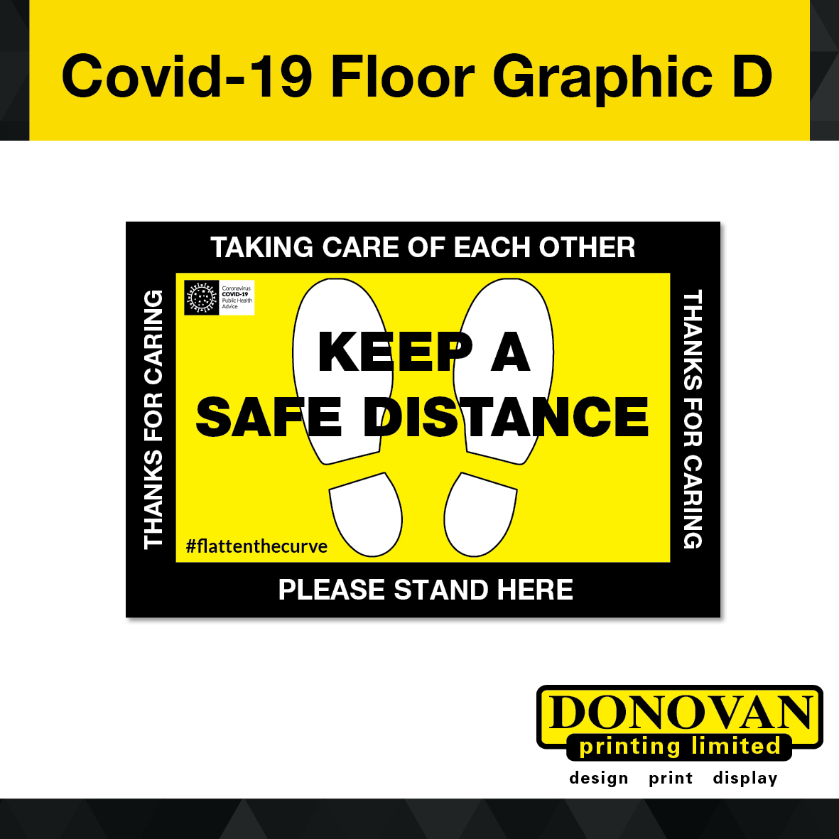 Covid Floor D Image