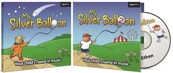 Personalised Children's CD's Image
