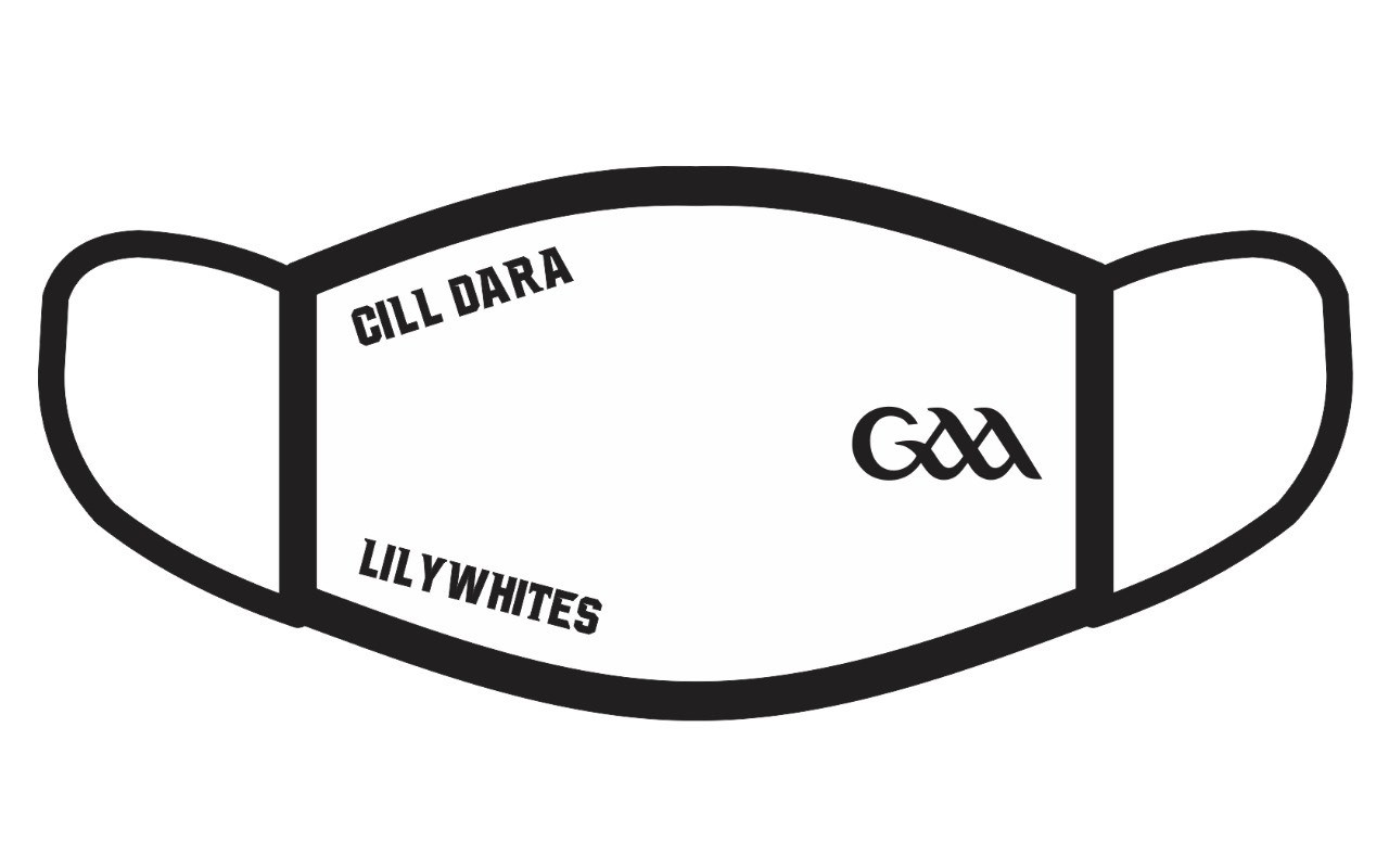 Cill Dara Face Covering, Senior Image