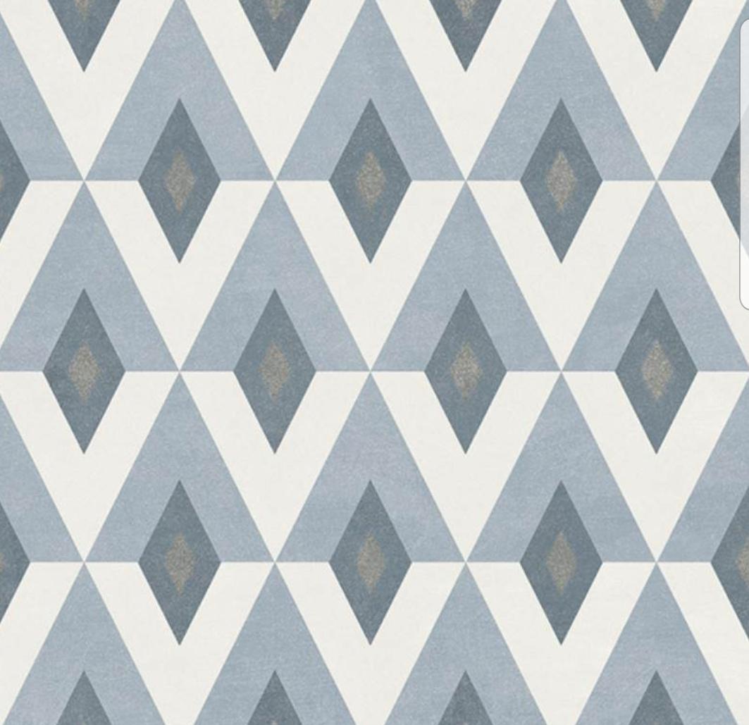 Fiorella Pattern Tile15 x 15 Image
