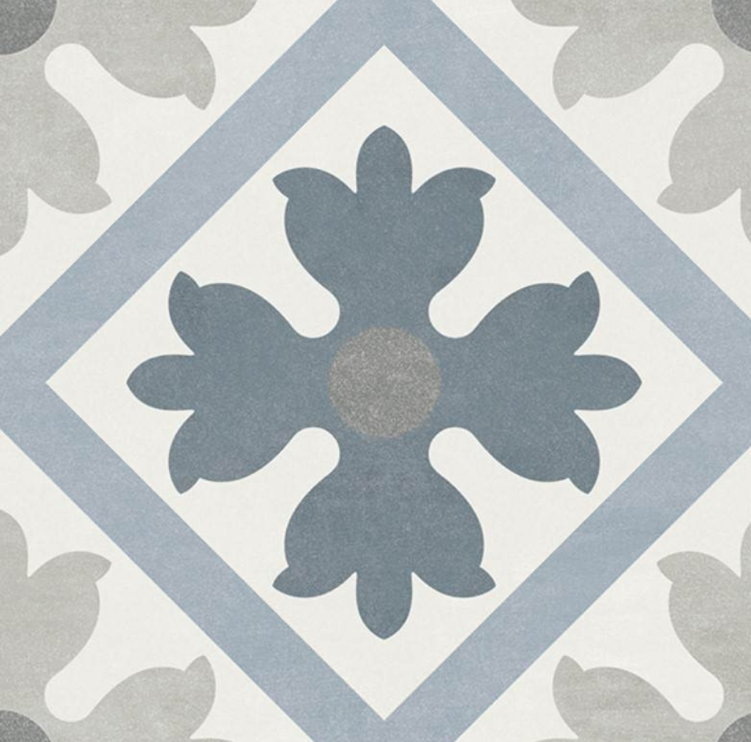 Martia Pattern Tile 15 x 15 Image