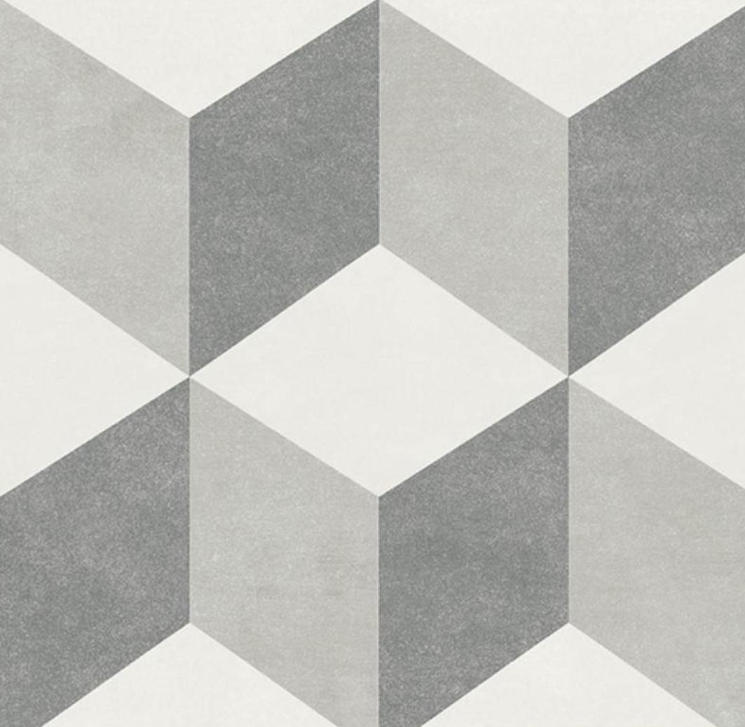 Brina Pattern Tile 15 x 15 Image